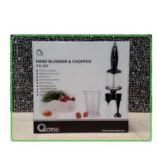 Blender Tangan Oxone OX 292 Best Seller