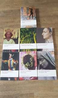 The Oxford's Shakespeare (7 books)