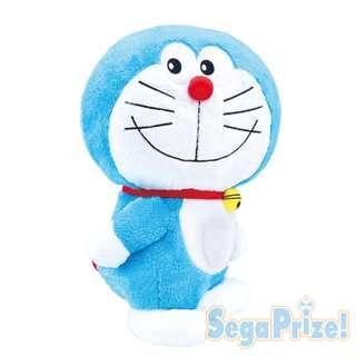 Doraemon 多啦a夢 叮噹 超罕 特大毛公仔