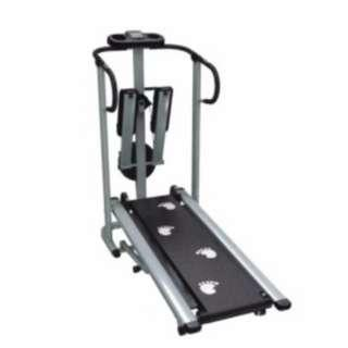 Treadmill 6 In 1 Hitam TOTAL Bergaransi
