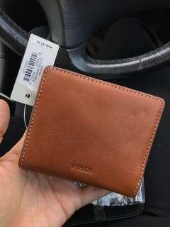 FOSSIL EMMA MINI WALLET 💯 AUTHENTIC