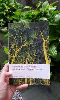 A Midsummer night's dream (Shakespeare)