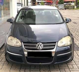 Volkswagen JETTA 1.4 (A)