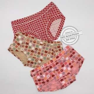 Cotton Panty strechable