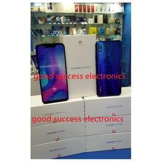 Huawei Nova 3 (6GB + 128GB) Kirin 970 八核心處理器 華為香港行貨 原廠一年保養 💥送極光色水樽,Type-C線套裝(送完即止)