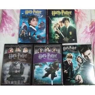 Harry Potter English Movie DVD Video