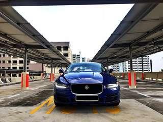 Jaguar XE 2.0 Prestige Auto
