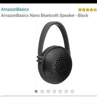 Amazon Basics Nano Bluetooth Speaker