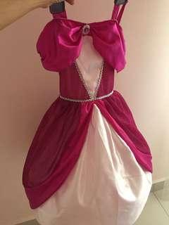 Beautiful can can princess aurora dress