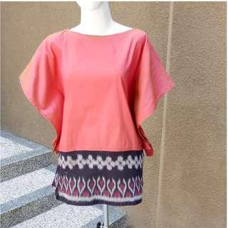 Woman Tenun Blouse