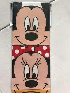 Disney themed notepad