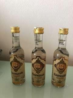 Mongolia - liquor