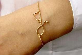 Stethoscope Bracelet