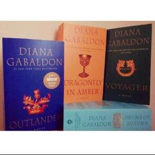 NEW Outlander Series Novel