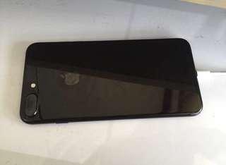 iphone 7 plus 128 gb jet black like new