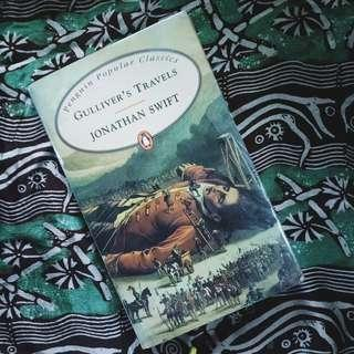 GULLIVER'S TRAVELS by Jonathan Swift (PRELOVED)