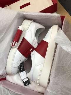 全新100%real Valentino 波鞋