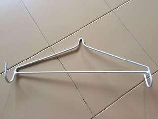 Spring cot cradle hanger
