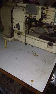Jual mesin kancing +mesin lobang
