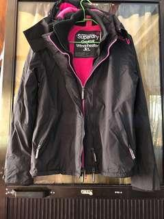 SUPER DRY JPN jacket for Women (size L) authentic