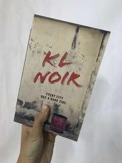 KL Noir Red by Amir Muhammad