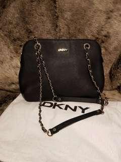 Genuine DKNY Leather Bag