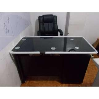 Executive table - office partition - KHOMI furniture shop