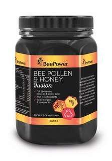 澳洲 BeePower 花粉純天然蜂蜜 1000g 最後一瓶