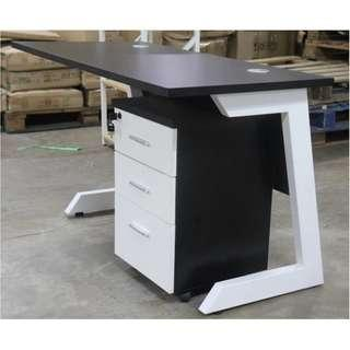 Freestanding table - office partition - KHOMI furniture shop