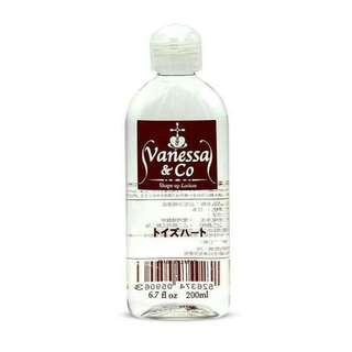 Vanessa & Co Water Based Lubricant Made In Japan