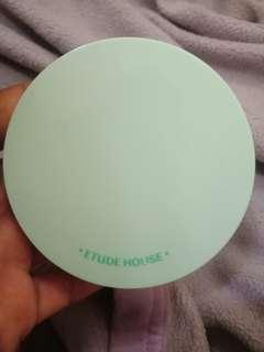 Preloved etude house ac clean up mild bb cushion