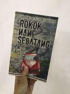Rokok Nan Sebatang by Lejen Press