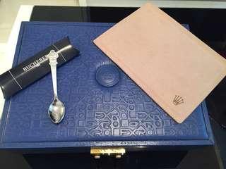 罕有ROLEX特大錶飾盒