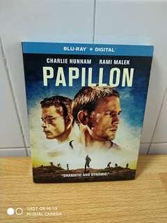 Papillon - Blu Ray - US import (original)