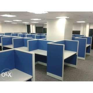 Cubicle panels - office partition - office table - customize
