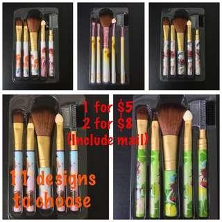 Make-up Brushes Set (5-in-1)