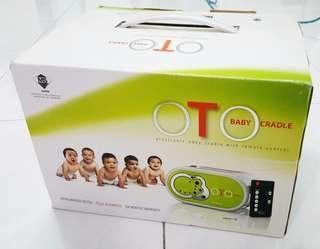 #CNYBABIES Electronic Baby Cradle (Buaian Elektrik Bayi)