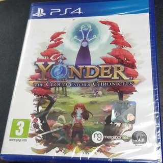 PS4 Yonder ; The Cloud Catcher Chronicles (R2)