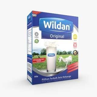 Wildan Susu Kambing Original 500gram