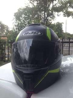 HJC Flipup Fullface Helmet