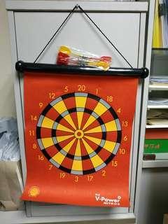 Shell Darts board 飛標軟板