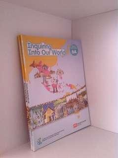 [NEW] Inquiring Into Our World Primary 6A 6B Social Studies