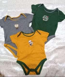 Take-all Mothercare onesies