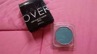 makeover single shadow shade turquois
