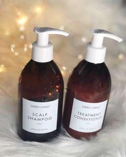 Shero Ching Shampoo and conditioner Set