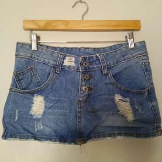 👻Sexy Mini Skirt S30