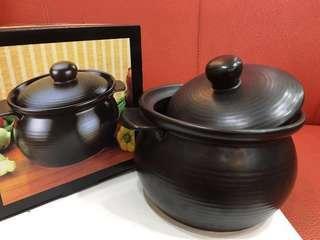 🚚 聯昇瓷器 直火煮鍋 6號滷味鍋 無毒陶瓷鍋