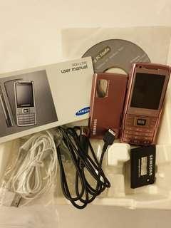 Samsung SGH L700 METAL PRESSING