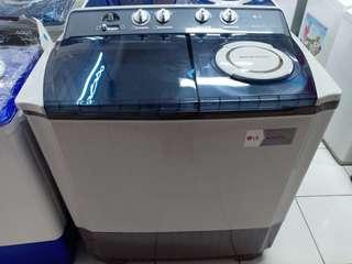 Kredit mesin cuci LG 14kg