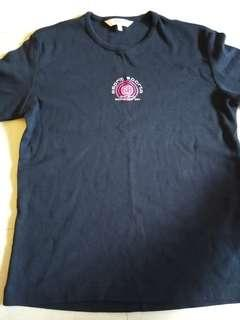 black esprit sports ladies tee
